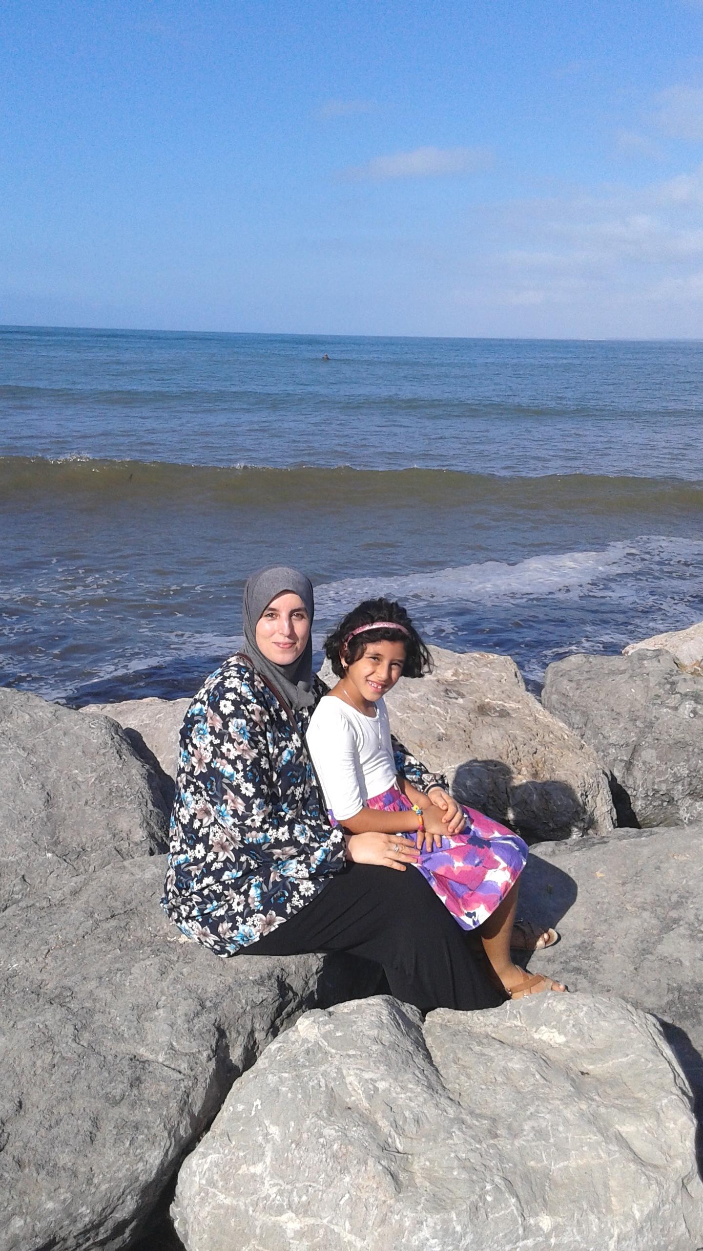 Al mare in marocco